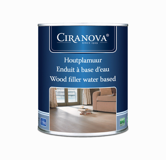 WOOD FILLER WATER BASED