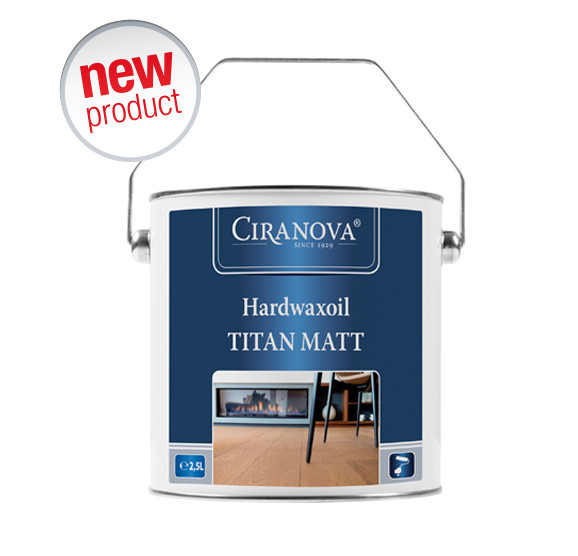 HARDWAXOIL Titan