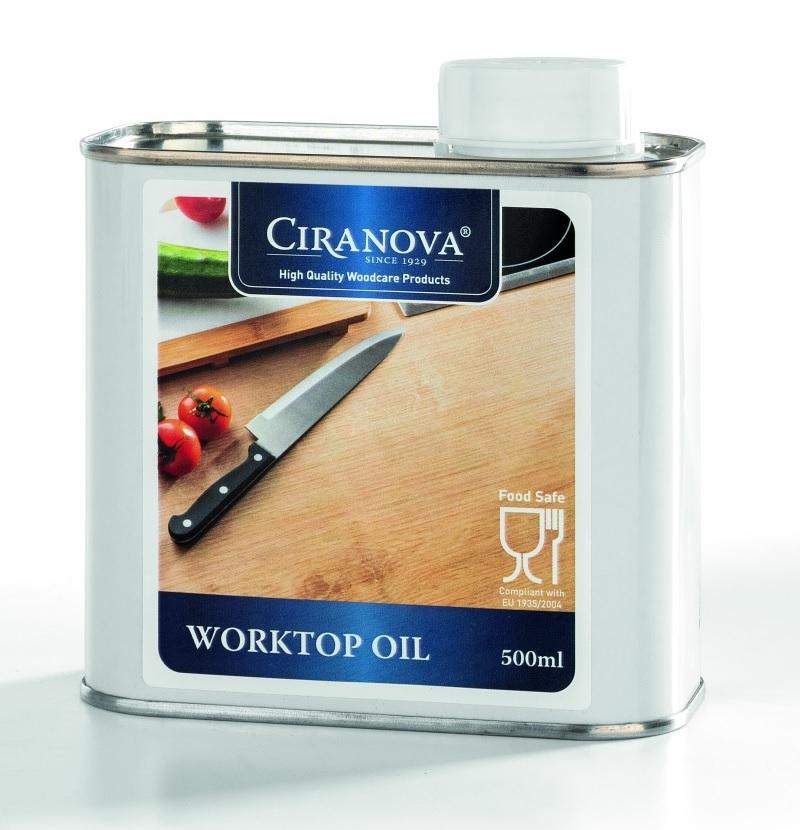 WORKTOP OIL - olej do blatów kuchennych